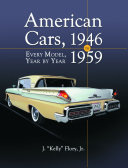 American Cars, 1946Ð1959