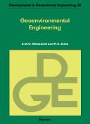 Geoenvironmental Engineering Book
