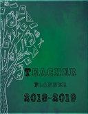 Teacher Planner 2018 2019