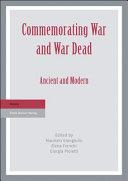 Commemorating War and War Dead