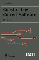 Constructing Correct Software