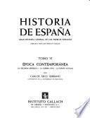 Historia de España  : gran historia general de los pueblos hispanos , Band 6