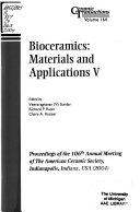 Bioceramics