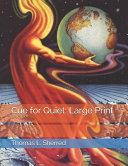 Cue for Quiet Online Book