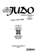 The Complete Book of Judo