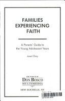 Families Experiencing Faith