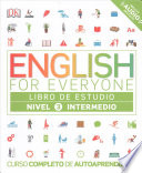 English for Everyone Libro de Estudio  : Nivel 3 Intermedio