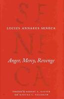 Anger  Mercy  Revenge