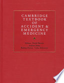 Cambridge Textbook Of Accident And Emergency Medicine Book PDF