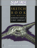 Star Trek  the Next Generation Sketchbook