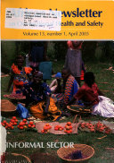 African Newsletter on Occupational Health and Safety