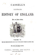 John Cassell s illustrated history of England  The text  to the reign of Edward i by J F  Smith  and from that period by W  Howitt