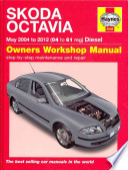 Skoda Octavia Diesel Service and Repair Manual, 2004-2012