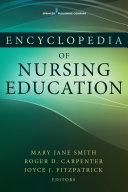 Encyclopedia of Nursing Education Pdf/ePub eBook