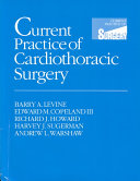 Current Practice of Cardiothoracic Surgery