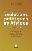 Pdf Evolutions politiques en Afrique Telecharger