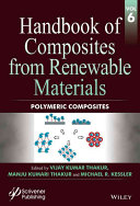Handbook of Composites from Renewable Materials  Polymeric Composites