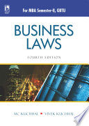 Business Laws For Gbtu 4th Edition