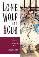Lone Wolf and Cub Volume 5: Black Wind ebook