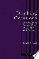 Drinking Occasions Book