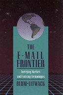 The E Mail Frontier Book PDF