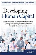 Developing Human Capital