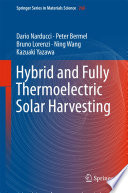 Hybrid and Fully Thermoelectric Solar Harvesting
