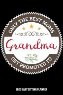 Grandma 2020 Baby Sitting Planner