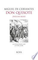 Leben und Taten des scharfsinnigen Edlen Don Quixote von la Mancha, Band 2