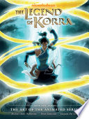 Legend of Korra  the Art of the Animated Series Book Two  Spirits Book