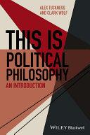 This Is Political Philosophy Pdf/ePub eBook