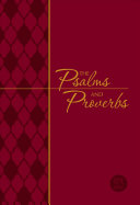 TPT - Psalms and Proverbs (faux)