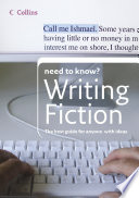 Writing Fiction  Collins Need to Know