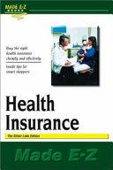 Health Insurance Made E Z