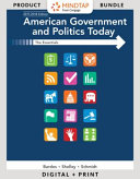 American Government And Politics Today Pac Lms Intg Mindtap Political Science Access Card