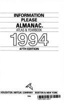 Information Please Almanac 1994