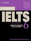 Cambridge Practice Tests for IELTS 6  Student s Book with Answers