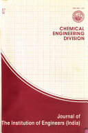 Journal of the Institution of Engineers  India   Book