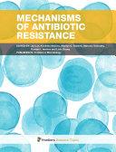 Pdf Mechanisms of antibiotic resistance