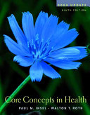 Core Concepts In Health