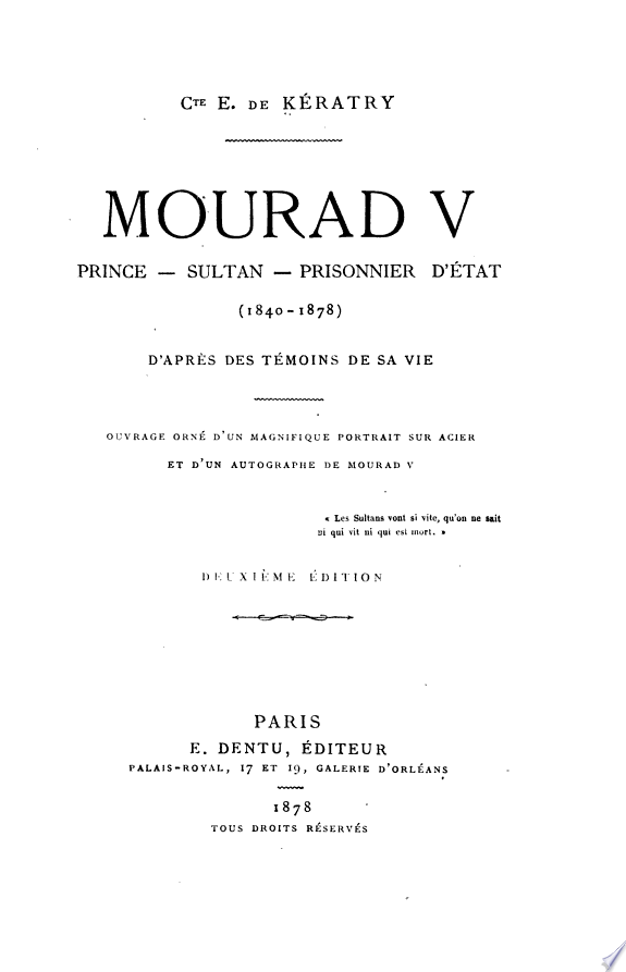 Mourad V