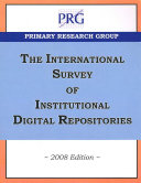 The International Survey of Institutional Digital Repositories