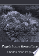 Page's Home Floriculture