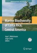 Pdf Marine Biodiversity of Costa Rica, Central America Telecharger