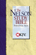 The Nelson Study Bible Book PDF