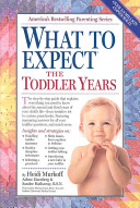 What to Expect the Toddler Years Book PDF