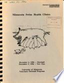 Minnesota Swine Health Clinic