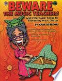 Beware The Music Teacher  Book PDF