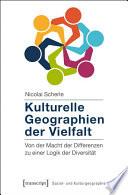 Kulturelle Geographien der Vielfalt