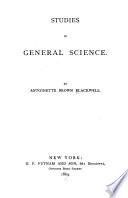 Studies In General Science